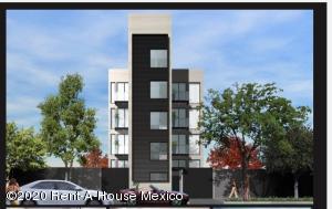 Departamento En Ventaen Benito Juárez, Narvarte, Mexico, MX RAH: 20-1583