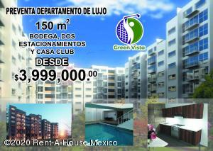 Departamento En Ventaen Atizapan De Zaragoza, Arboledas, Mexico, MX RAH: 20-1600