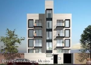 Departamento En Ventaen Benito Juárez, Narvarte, Mexico, MX RAH: 20-1617