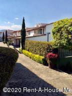 Casa En Rentaen Cuajimalpa De Morelos, Cuajimalpa, Mexico, MX RAH: 20-1691