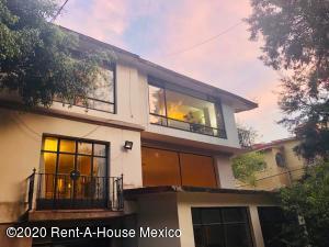 Casa En Ventaen Miguel Hidalgo, Lomas De Chapultepec, Mexico, MX RAH: 20-1792