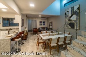Departamento En Rentaen Playa Del Carmen, The Fives, Mexico, MX RAH: 20-1845