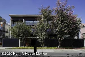 Departamento En Ventaen Miguel Hidalgo, Polanco, Mexico, MX RAH: 20-1869