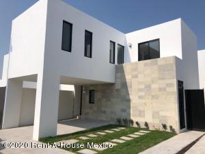 Casa En Rentaen Queretaro, Altos De Juriquilla, Mexico, MX RAH: 20-1899
