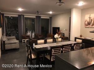 Departamento En Rentaen Cuauhtémoc, Roma Norte, Mexico, MX RAH: 20-1901