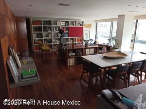 Departamento En Rentaen Miguel Hidalgo, Polanco, Mexico, MX RAH: 20-1925