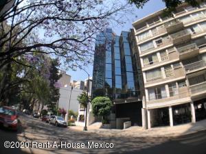 Edificio En Rentaen Miguel Hidalgo, Polanco Chapultepec, Mexico, MX RAH: 20-1928