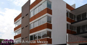 Departamento En Ventaen Benito Juárez, Portales, Mexico, MX RAH: 20-1977