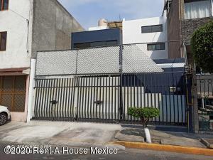 Casa En Rentaen Gustavo Madero, Acueducto De Guadalupe, Mexico, MX RAH: 20-2165