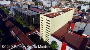 Edificio En Rentaen Cuauhtémoc, Cuauhtemoc, Mexico, MX RAH: 20-2193