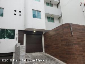 Departamento En Ventaen Miguel Hidalgo, Anzures, Mexico, MX RAH: 20-2222