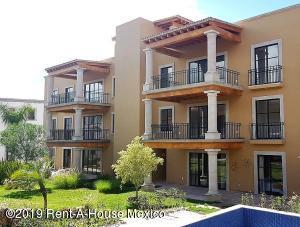 Departamento En Ventaen San Miguel Allende, La Lejona, Mexico, MX RAH: 20-2270