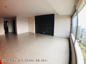 Departamento En Rentaen Huixquilucan, Jesus Del Monte, Mexico, MX RAH: 20-2297