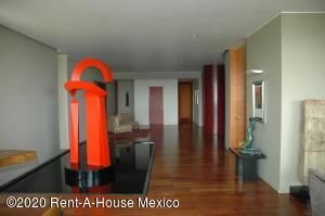 Departamento En Rentaen Cuajimalpa De Morelos, San Mateo Tlaltenango, Mexico, MX RAH: 20-2304
