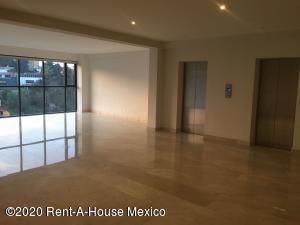 Departamento En Rentaen Naucalpan De Juarez, Lomas De Tecamachalco, Mexico, MX RAH: 20-2308