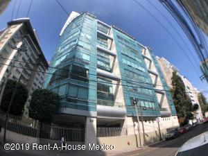 Departamento En Ventaen Miguel Hidalgo, Reforma Social, Mexico, MX RAH: 20-2320