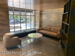 Departamento En Rentaen Cuauhtémoc, Hipodromo Condesa, Mexico, MX RAH: 20-2329