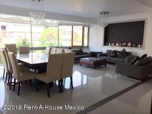 Departamento En Ventaen Huixquilucan, Hacienda De Las Palmas, Mexico, MX RAH: 20-2342