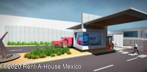Nave Industrial En Ventaen El Marques, Colorado, Mexico, MX RAH: 20-2407
