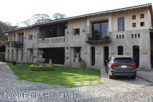 Casa En Rentaen Atizapan De Zaragoza, Bosque Esmeralda, Mexico, MX RAH: 20-2412