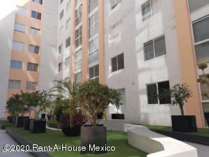 Departamento En Rentaen Alvaro Obregón, Carola, Mexico, MX RAH: 20-2413