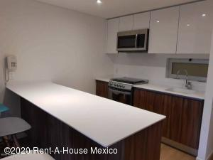 Departamento En Rentaen Miguel Hidalgo, Anahuac, Mexico, MX RAH: 20-2419