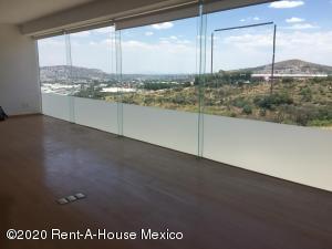 Departamento En Rentaen Atizapan De Zaragoza, Ex Hacienda Del Pedregal, Mexico, MX RAH: 20-2380