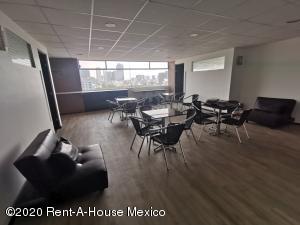 Oficina En Rentaen Cuauhtémoc, Roma Norte, Mexico, MX RAH: 20-2445