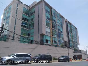 Departamento En Rentaen Cuajimalpa De Morelos, Lomas Del Chamizal, Mexico, MX RAH: 20-2458