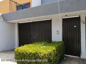 Casa En Ventaen Coyoacan, Santa Cecilia, Mexico, MX RAH: 20-2491