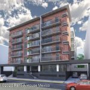 Departamento En Ventaen Cuauhtémoc, Santa Maria La Ribera, Mexico, MX RAH: 20-2515