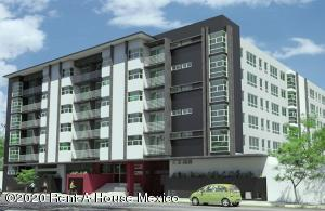 Departamento En Ventaen Azcapotzalco, San Marcos, Mexico, MX RAH: 20-2518