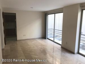 Departamento En Rentaen Benito Juárez, Nápoles, Mexico, MX RAH: 20-2589