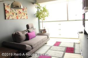 Departamento En Rentaen Miguel Hidalgo, Granada, Mexico, MX RAH: 20-2595