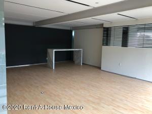 Departamento En Rentaen Miguel Hidalgo, Lomas De Chapultepec, Mexico, MX RAH: 20-2597
