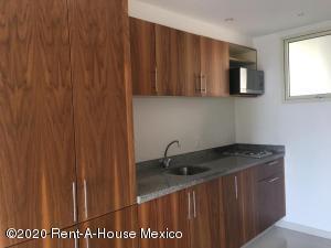 Departamento En Rentaen Cuajimalpa, Lomas De Memetla, Mexico, MX RAH: 20-2648