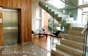 Departamento En Rentaen Cuajimalpa De Morelos, Santa Fe Cuajimalpa, Mexico, MX RAH: 20-2653