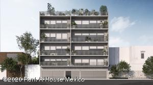 Departamento En Ventaen Benito Juárez, Del Valle Centro, Mexico, MX RAH: 20-2679