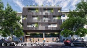 Departamento En Ventaen Cuauhtémoc, Roma Norte, Mexico, MX RAH: 20-2682