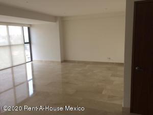 Departamento En Rentaen Naucalpan De Juarez, Lomas De Tecamachalco, Mexico, MX RAH: 20-2719