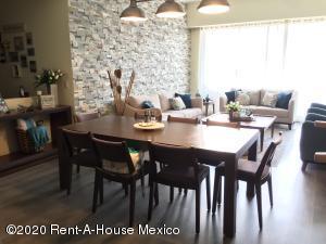 Departamento En Rentaen Huixquilucan, Villa Florence, Mexico, MX RAH: 20-2720