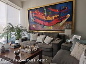 Departamento En Rentaen Benito Juárez, Nápoles, Mexico, MX RAH: 20-2721