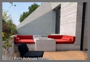 Departamento En Ventaen Miguel Hidalgo, Polanco, Mexico, MX RAH: 20-2734