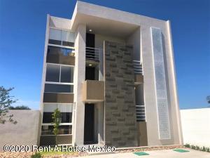 Departamento En Ventaen El Marques, Zakia, Mexico, MX RAH: 20-2742