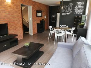 Departamento En Rentaen Miguel Hidalgo, Polanco, Mexico, MX RAH: 20-2753