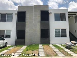 Departamento En Rentaen Queretaro, Tres Cantos, Mexico, MX RAH: 20-2754