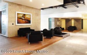 Oficina En Rentaen Metepec, Bella Vista, Mexico, MX RAH: 20-2767