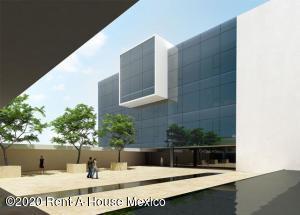 Oficina En Rentaen Metepec, Bella Vista, Mexico, MX RAH: 20-2768