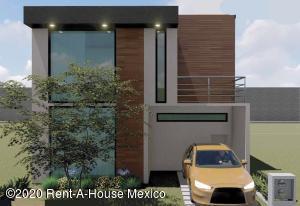 Casa En Ventaen Pachuca De Soto, San Antonio, Mexico, MX RAH: 20-2806