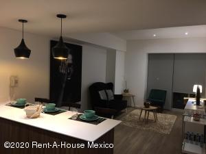 Departamento En Rentaen Miguel Hidalgo, Anahuac, Mexico, MX RAH: 20-2576